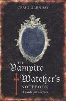 The Vampire Watcher's Handbook