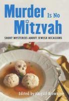 Murder Is No Mitzvah