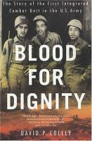 Blood for Dignity