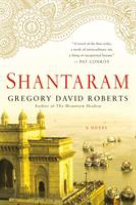 Cover image for Shantaram
