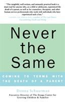 Never The Same: Coming To Terms-Death Of A Parent