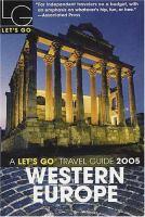 Western Europe 2005