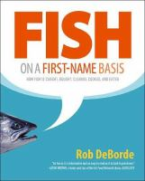 Fish on A First-name Basis