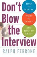 Don't Blow the Interview