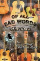 Of All Sad Words