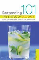 Bartending 101