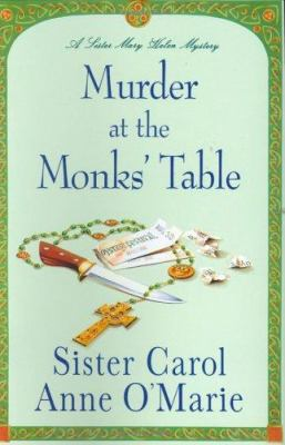 Cover image for Murder at the Monks' Table
