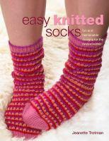 Easy Knitted Socks