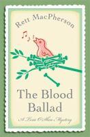 The Blood Ballad