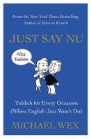 Just Say Nu