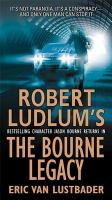 Robert Ludlum's Jason Bourne in The Bourne Legacy
