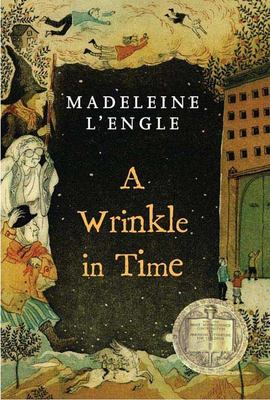 A Wrinkle in Time book jacket