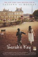 Book Club Kit : Sarah's Key