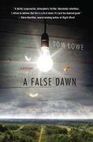 A False Dawn