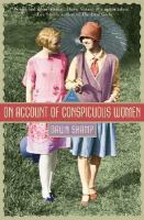 On Account of Conspicuous Women