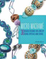 Micro-macrame