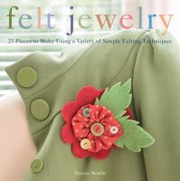 Felt Jewelry