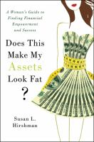 Image: Does This Make My Assets Look Fat?