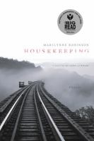 Housekeeping by Marilynne Robinson (book cover)
