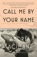 Book Club Kit : Call Me by your Name