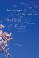 Book Club Kit : The Housekeeper and the Professor