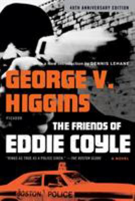 Cover image for The Friends of Eddie Coyle