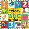 Colors, abc, numbers.