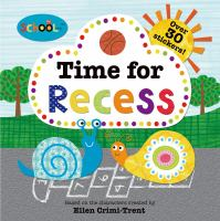 Time for Recess