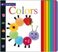 Colors / [Jo Ryan, Sarah Powell, and Pip Tinsley]