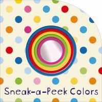 Sneak-a-peek Colors