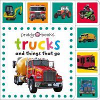Mini Tab Books: Trucks.