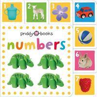 Mini Tab Books: Numbers.