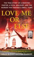 Love Me or Else