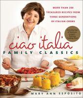 Ciao Italia Family Classics