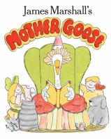 James Marshall's Mother Goose
