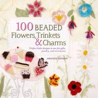 100 Beaded Flowers, Charms & Trinkets