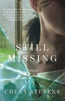 Still Missing, by Chevy Stevens