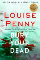Media Cover for Bury Your Dead