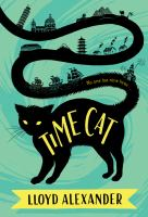 Time Cat: The Remarkable Journeys Of Jason And Gareth (Square Fish)