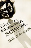 Cover of The Detroit electric scheme