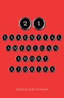 21 Essential American Short Stories