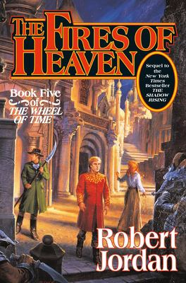 Cover image for The Fires of Heaven