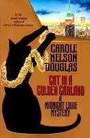 Cat in A Golden Garland