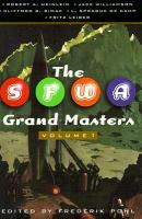 The SFWA Grand Masters, Volume One