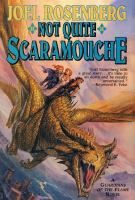 Not Quite Scaramouche