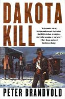 Dakota Kill / Peter Brandvold