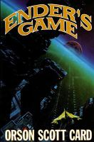 Favorite sci-fi read: Ender's Game by Orson Scott Card, June 2005