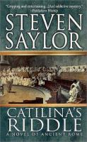 Catilina's Riddle