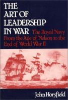 The Art of Leadership in War