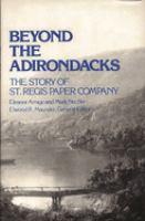Beyond the Adirondacks